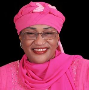 (Senator) Aisha Alhassan