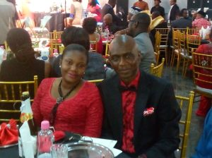 Pastor and Mrs. Francis Ogah
