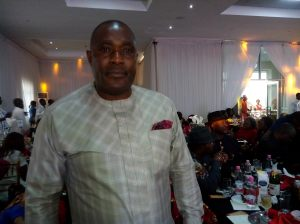 Isobo Jack, former Commissioner of Works, Rivers State