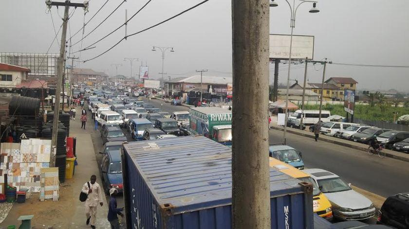 traffic in PH